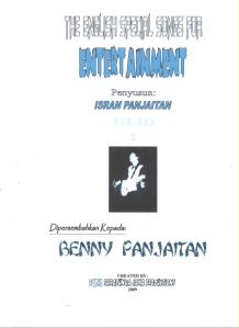 Benny Panjaitan