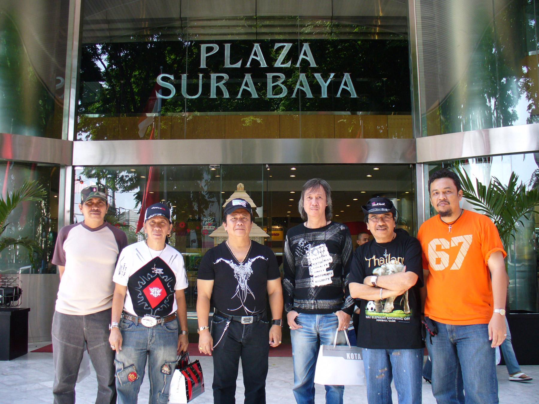 Panbers Memukau Publik Surabaya